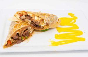 Burrito o Quesadilla Asada